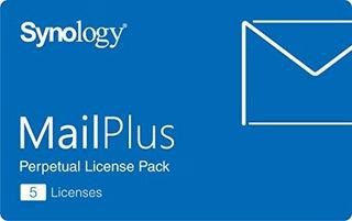 Synology Servidor De Correo Mailplus 5 Licencias