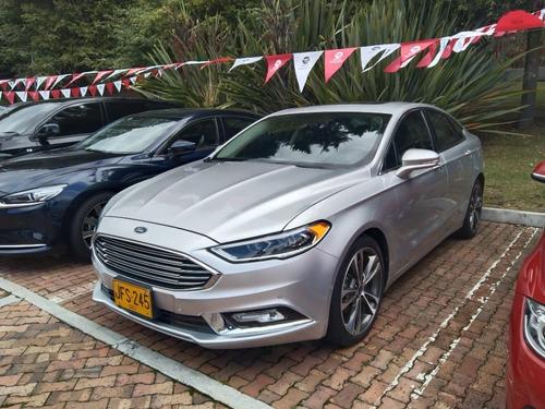Ford Fusion Titanium Plus Modelo 2017