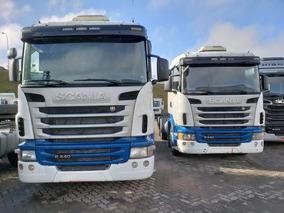 Scania R440 6x4 Bug Leve Ano 2014 Opticruise / Financiamos