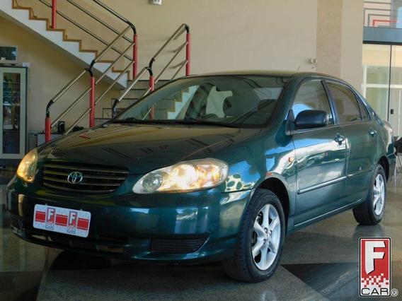 Corolla Xei 1.8/1.8 Flex 16v Aut.