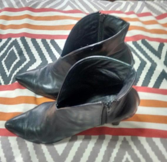 Ash Botas Tipo Zapato De Cuero