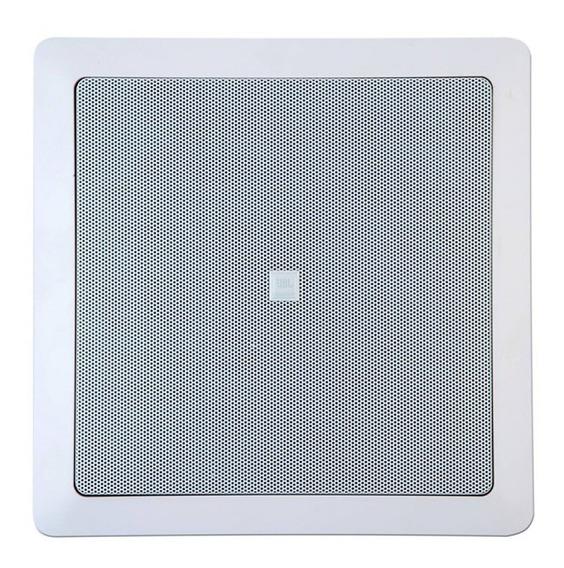 Caixa de som de embutir JBL 6CO1Q Branco