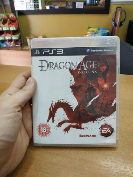 Jogo Dragon Age Origins Ps3 Original