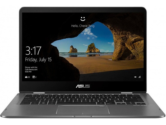 Laptop Asus Zenbook Ux461ua Core I5 8gb Ssd 256gb 14 Touch