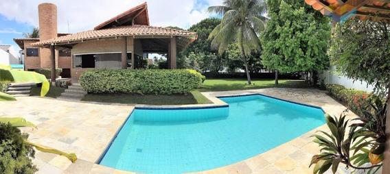 Condomínio Jardim Do Horto Casa Residencial À Venda, Gruta De Lourdes, Maceió. - Ca0082
