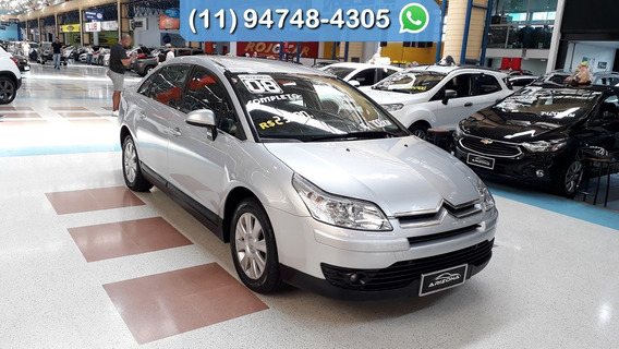 C4 Pallas 2.0 Exclusive Gasolina 4p Manual 2007/2008