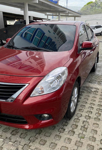 Nissan Versa 2014 1.6 Advance