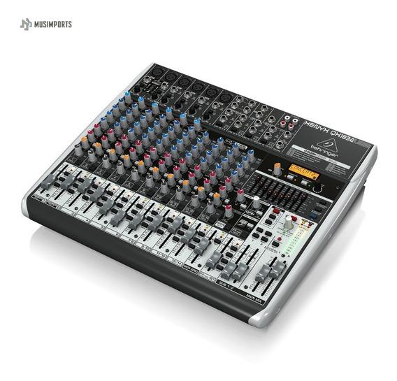 Mixer Behringer Xenyx Qx1832usb Qx 1832 Usb Premium