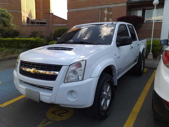 Camioneta Chevrolet D-max 4x4 Turbo Diesel