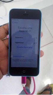 iPhone 5c 4g Todo Filé