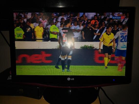 Tv Monitor De Lcd 21,5, Full Hd