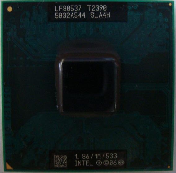 Processador Pentium T2390 - 2 Núcleos 1,86ghz, 1mb, 533mhz