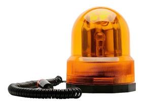 Luz De Emergencia Alerta Giratorio Com 12 Leds Giroflex 12v