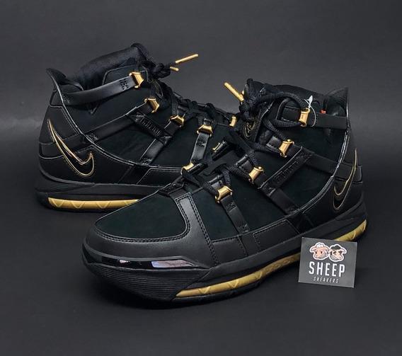 Tênis Nike Zoom Lebron 3 Qs