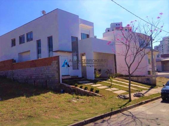 Vende-se Ou Permuta-se Ótima Casa Com 4 Suítes Sendo 1 Master - Condomínio Quinta Das Atirias - Ca01832 - 67657864