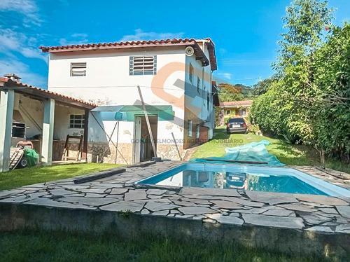 Atibaia Sp Chácara 500 M² C/piscina Ref.aus-6