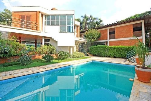 Casa Maravilhosa Em Terreno De 1.020,00 M2 Próxima A Praça Do Por Do Sol - 353-im314125
