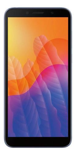 Imagen 1 de 6 de Huawei Y5p Dual SIM 32 GB azul 2 GB RAM