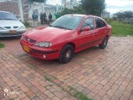 Renault Megane 2.002 De Lujo
