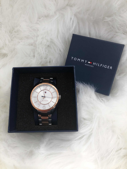 Relógio Tommy Hilfiger Feminino (original)