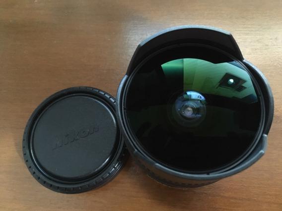 Nikon Dx Af Fisheye Nikkor 10.5mm 1:2.8 G Ed