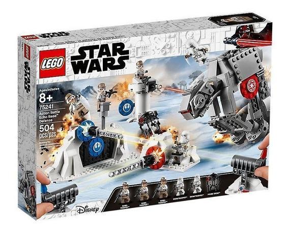 Lego Star Wars Action Battle: Defensa De La Base Eco 75241