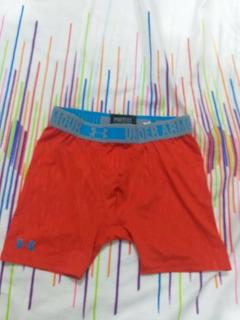 Shorts Licra Under Armour L Adolec.es S Adulto N-nike adidas