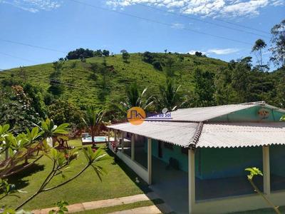 Chácara Com 7 Dormitórios À Venda, 2000 M² Por R$ 380.000 - Ch0005