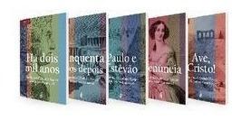 Coleção Romances De Emmanuel - Contém Os 5 Livros