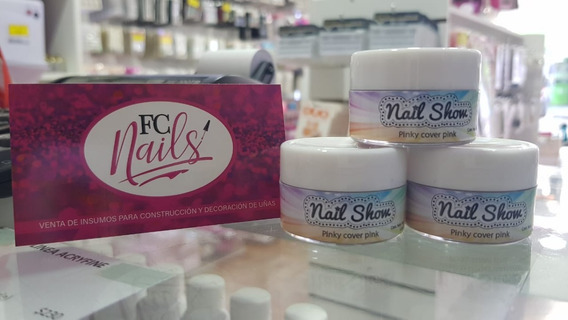 Polímero Nail Show 14 Gr. / Uñas Acrílicas