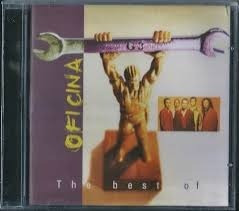 Cd Oficina G3 - The Best Of - Lacrado Original Raridade - Nv