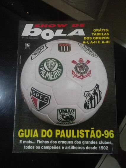Revistas Show De Bola E Mundo Do Futebol