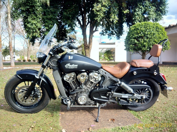 Indian Scout 2016 C/ Parcelas