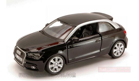 Auto A Escala Audi A1 Burago Escala 1:24 22127