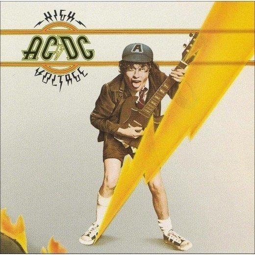 Cd Ac/dc High Voltage - Novo E Lacrado !!