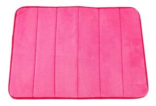 Tapetes Para Baño Memory Foam 80 X 50 Cm Varios Colores