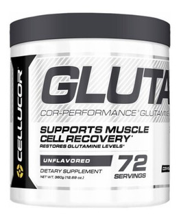 Glutamina Cellucor 360 Grs Cor Performance