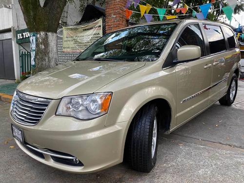 Imagen 1 de 15 de Chrysler Town & Country 2011 3.6 Touring At