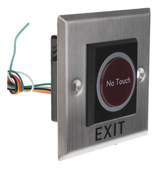 Infrared Stainless Aço Tocar Switch Livre W / Backlight Led