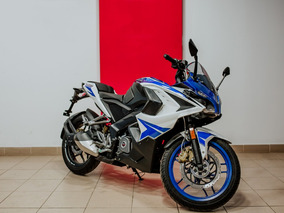 Bajaj Rouser Rs 200 - Giavitto Motos