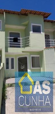 Duplex Para Locação Em Araruama, Xv De Novembro, 2 Dormitórios, 2 Suítes, 3 Banheiros - 0169