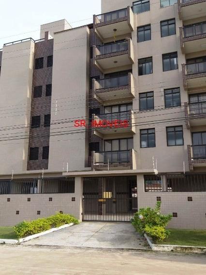 Apartamento Para Locação De Frente Para Rodovia Da Praia Do Sapê/ubatuba. - Ap00336 - 34000672