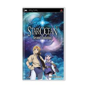 Jogo Star Ocean 2: Second Evolution - Psp