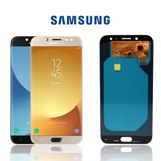 Pantalla Tactil Amoled Samsung J7 Pro J730 2017 Tienda