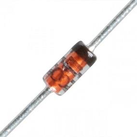 500 Diodos 1n4148 100v 0,3a Do-35 Semtech Granel