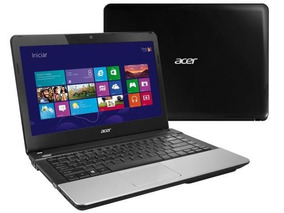 Notebook Acer E1-421 Dual Core 4gb 500gb Windows 14 Led