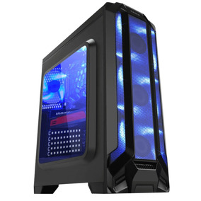 Pc Gamer Core I7 Turbo3.8ghz 8gb Hd1tb +ssd Gt1030 Novo!