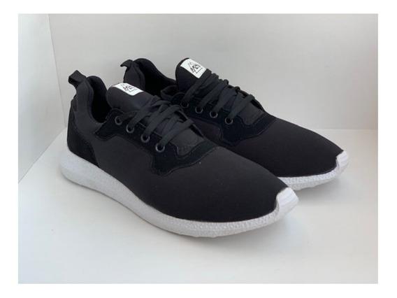 Zapatillas Marca Rcn 222 Neo Black