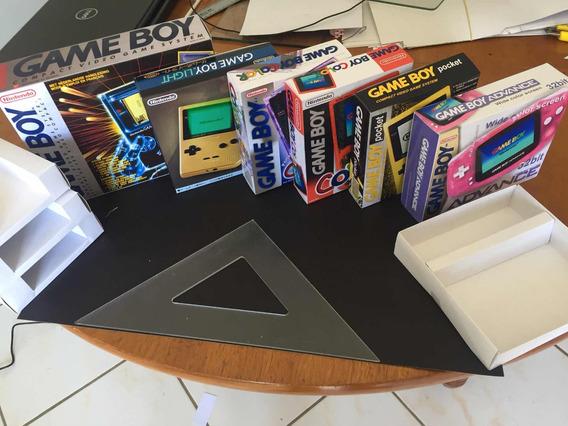 Kit 2 Caixa Game Boy Color