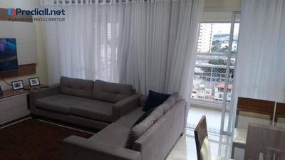 Apartamento Com 3 Dormitórios À Venda, 104 M² Por R$ 760.000 - Lauzane Paulista - São Paulo/sp - Ap3483